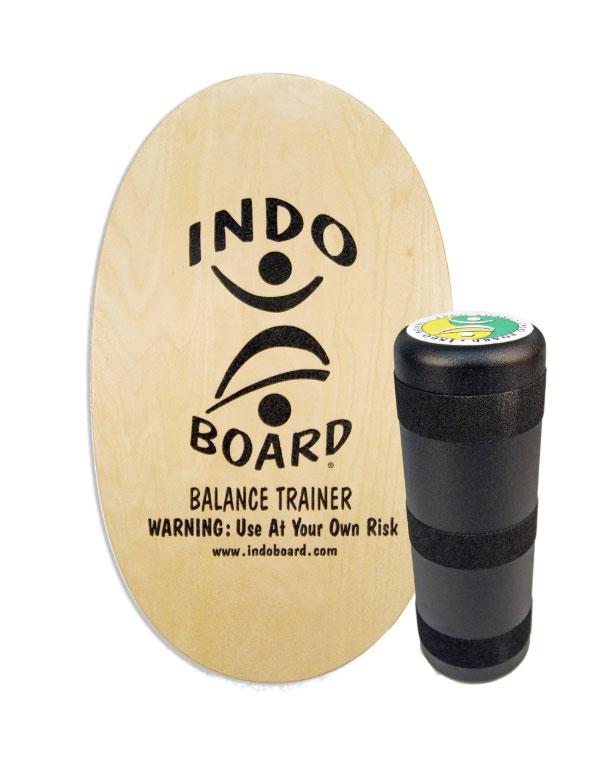 אינדו בורד (INDO BOARD) דגם Indo Board Natural הוא האימון המושלם לשיפור היציבות.