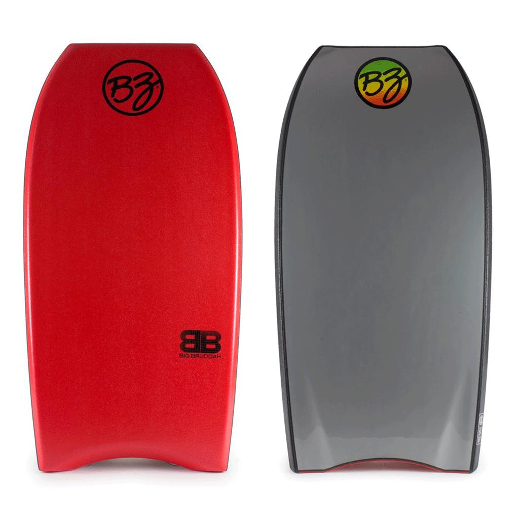 גלשן בוגי אדום big braddah bzproboard
