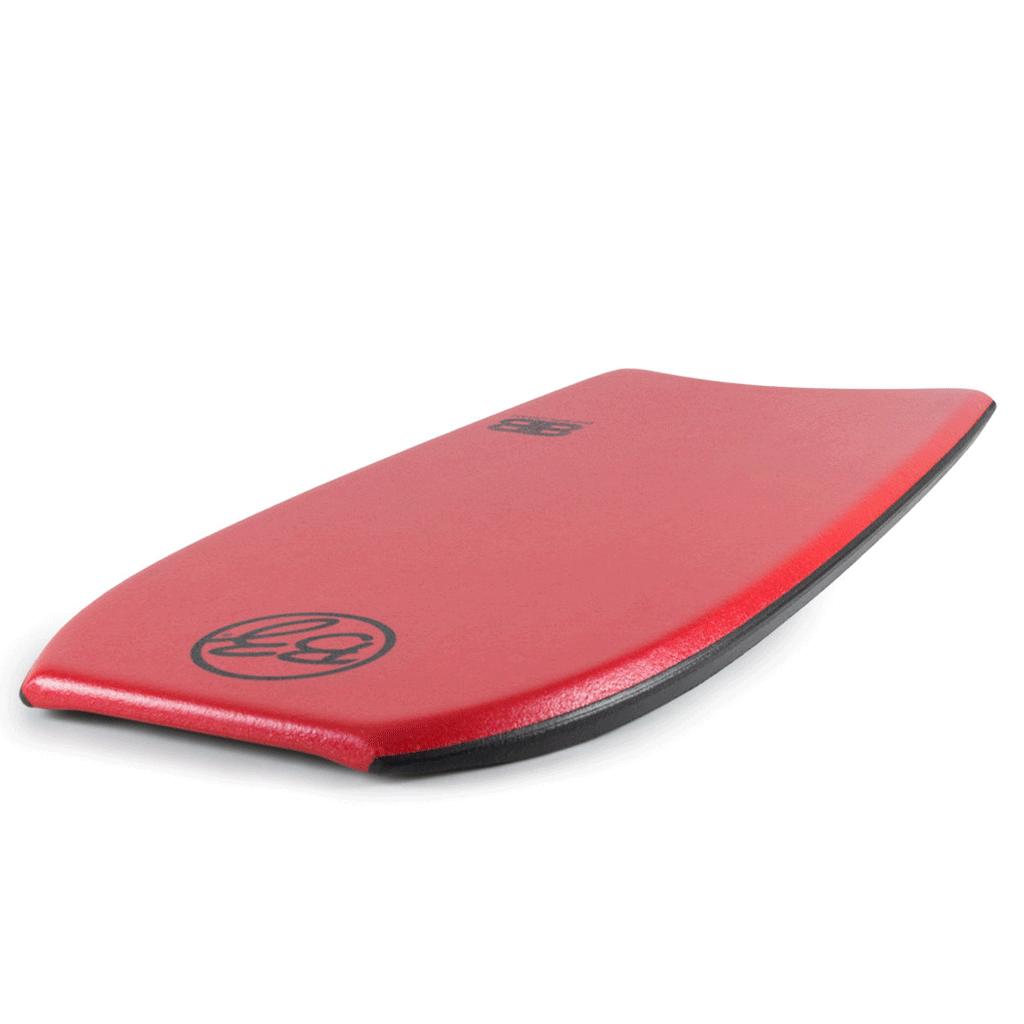 גלשן בוגי אדום זווית 2 big braddah bzproboard