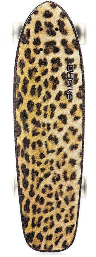סקייטבורד מדגם Big cat של חברות OBfive. ה- Big Cat הוא קרוזר קטן, זריז ומאוד מהיר,נוח מאוד לנסיעה בעיר. ל- Big Cat לאגרים מדגם ABC 7 מהירים מאוד ובנוסף על זה גלגלים רכים במיוחד על מנת לשמור על מהירות גם בשטח קצת יותר קשה.
