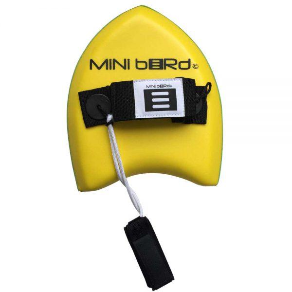 ה-MiNi bORd הוא מיני סופט שמתלבש על כף היד לגלישת Bodysurfing.