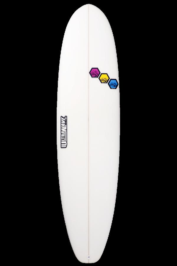 גלשן Funboard EPS מגובה 3'6 עד7'6 מכל הדגמים וניתן גם לפי התאמה אישית.