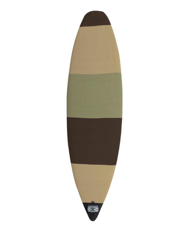 כיסוי גרב שורט של Ocean&Earth  אם אתם מחפשים כיסוי יום יומי איכותי, Ocean&Earth הם תמיד האופציה הטובה ביותר.סדרת כיסויי הגרב של Ocean&Earth תפורות מבד אקרילי איכותי נמתח שמתייבש מהר במיוחד.הגנה נוספת בחרטום מבד פולי קאנבס 600Dכיסויי מאד איכותי שומר על הגלשן באוטו בדרך לים, בבית או בטיול לחול בתוך הכיסויי לטיולים שלכם.