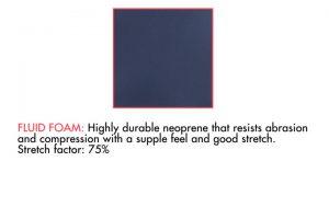 Fluid foam אחד מהחומרים החדשים בבניית חליפות גלישה לילדים ונוער Reactor של Oneil